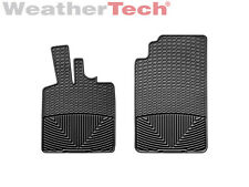 WeatherTech All-Weather Floor Mats for Smart Car Fortwo - 2008-2011 - Black
