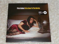 PETRA HADEN  Petra Goes To The Movies  LP SEALED  + CD inside