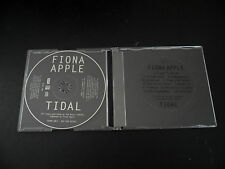 Fiona Apple/Tidal 10-Track Promo 1996 Sony Music Entertainment Inc./CD