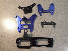 KYOSHO INFERNO NEO 2, UPGRADE MP7.5 BLUE SHOCK STAYS IF310 IF311 + BRACE + TRAY