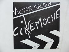 Victor racoin cine ugly paranormal signed musicians derriere