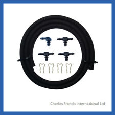 CHRYSLER VOYAGER - INJECTOR LEAK OFF CONNECTOR KIT- 3 x 180° / 1 x 90° / 1m Pipe