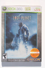 Lost Planet Extreme Condition Collectors Edition Xbox 360 Like New and Complete