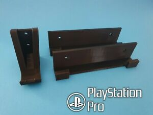 Soporte pared PS4 + mandos. Slim, pro y fat. [Wall Mount]