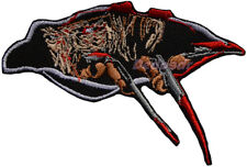 Freddy Krueger Claws Embroidered Patch Horror Movie A Nightmare On Elm Street