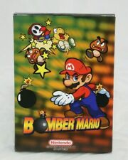 Bomber Mario NES Rom Hack with Box