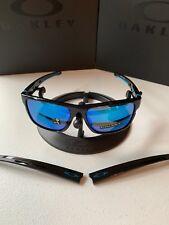 Oakley; CROSSRANGE Sunglasses   OO9361-1357   Black   Sapphire Iridium Pristine!