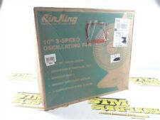 """New listing New! Air King 16"""" Oscillating Fan 3 Speed"""