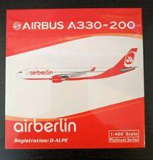 Phoenix 1:400 Air Berlin A330-200 D-ALPE Gemini Jets