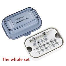 Us Implant Prosthetic Dental Universal Torque Wrench Kit 10 70ncm Ratchet Driver