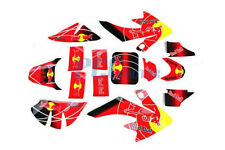 HONDA CRF50 3M GRAPHICS DECAL STICKERS SDG SSR 107 110 125 BIKE H DE11