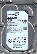 ST4000NC000 P/N: 1FR168-002 F/W: CE03 TK Z30 Seagate 4TB