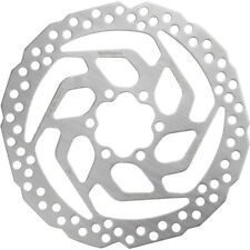 Shimano Acera SM-RT26 Bicycle 6 Bolt Disc Rotor For Resin Pads Silver