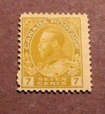 Canada Scott# 113 King George V Mnh 1912 Cv 110.00 C26
