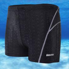 Men Swimwear Shorts Briefs Jammers Swim Comepetitive Racing Sharkskin Trunks