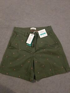 Joules shorts size 8