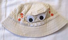 The Children's Place Monster Bucket Hat Boys Size 0-6 months New