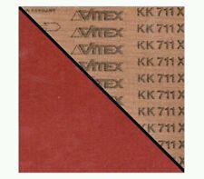 """New listing Vsm Abrasives - 3"""" x 132"""" Sanding Belts Kk711X A/O 120 Grit, 45/Pack"""