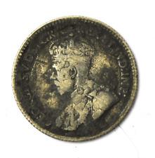 1918 Canada 5c Five Cents Silver Coin Half Dime KM# 22