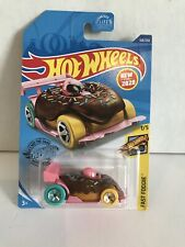 Hot Wheels Fast Foodie Donut Drifter 1/5  Black 108/250 /
