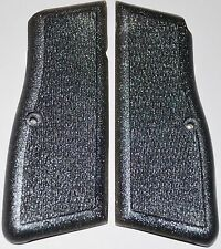 Browning High Power Pistol grips midnight macropearl plastic