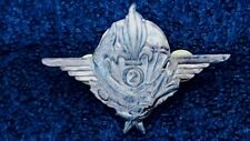 GOOD SCARCE COPY 2ND FRENCH FOREIGN LEGION ENGINEERS DINOPS COMBAT DIVER BADGE
