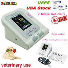 FDA ,Digital Veterinary Blood Pressure Monitor NIBP cuff,Dog/Cat/Pets,US seller