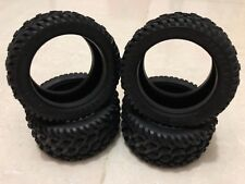 KYOSHO RALLY SPECIAL TIRE FOR VINTAGE R/C 1/10 KYOSHO FORD RS-200 PEUGEOT 405