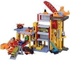 Tomica Town Build City Power Crane Construction Site