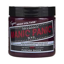Manic Panic Classic Hair Dye Color fuschia shock Vegan 118ml Manic-Panic