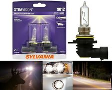 Sylvania Xtra Vision 9012 HIR2 55W Two Bulbs Head Light Dual Beam Replacement OE