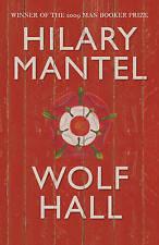 Wolf Hall, Hilary Mantel   Hardcover Book   Good   9780007230181