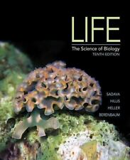 Life : The Science of Biology by David E. Sadava, May Berenbaum, H. Craig...