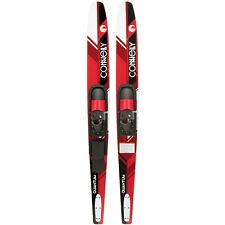 """Connelly 2019 Quantum 68"""" Combo Pair Waterski w/ Slide Adjustable Boots"""