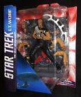Star Trek The Next Generation Lt Worf Action Figure (Diamond Select) - New!