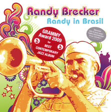 CD Randy Brecker mit Randy In Brasil  Grammy Best Contemporary Jazz Album CD