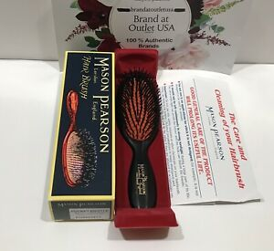 💯Mason Pearson Bristle & Nylon GENUINE Hair Brush - Choose Size Small To Large