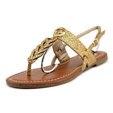 Sandali e scarpe G by GUESS marrone per il mare da donna