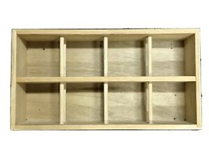 1992 Napa Valley Box Co. 96 CD Rack, Sturdy Solid Wood, VGC, Wall Mount or Stand