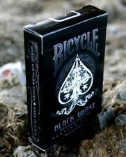 Bicycle Black Ghost Second Edition Playing Cards Deck by Ellusionist, New