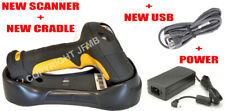 Motorola Zebra DS3578-ER Laser 1D Barcode Wireless Bluetooth Long Range Scanner