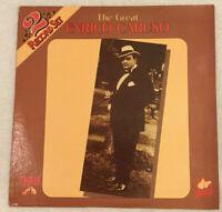 Enrico Caruso The Great / Vintage LP RCA Double Album 1984 VG+/NM