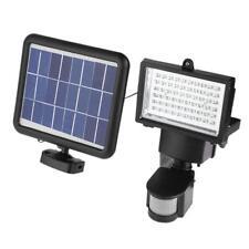 60 LED Solar Motion Sensor Light Waterproof Outdoor Garden Pathway Security Lamp