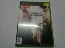 JEUX VIDEO - XBOX  Silent hill 4 the room
