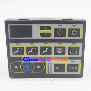 Air Conditioner Controller 14631179 for Volvo Excavator EC210 EC290 EC360 EW145B