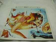 Dire Straits Live Alchemy Vinyl Double LP Gatefold 1984 Vertigo 818 243-1