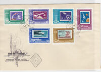 Hungary 1963 Space Postal History Stamps Cover Ref: R7727