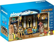 Spielset Grab Ägyptische Original Playmobil 9311 History Egyptian Tomb Neu New