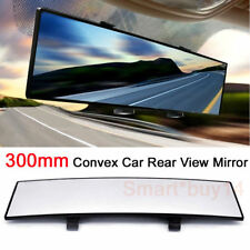 300mm Universal Car Rear View Mirror Convex Curve Interior Wide Blind Spot NEW