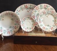 Churchill Briar Rose Platter, Veg Bowl, Plate, Cup or Saucer Sold by Piece